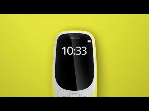 The Nokia 3310 Is A Reboot Of The Classic Brick Phone In Your Basement | Fatherly