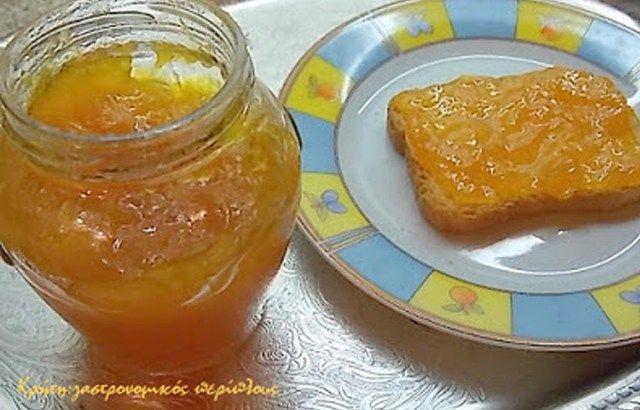 Η μαρμελάδα πορτοκάλι αλλιώς! Δυο συνεχόμενα post με πορτοκάλια, μπορεί να πηγαίνει πολύ, αλλά επειδή είναι στο τέλος τους είπα να μη το καθυστερήσω… Ήδη βέβαια στο blog υπάρχει μια συνταγή για μ…
