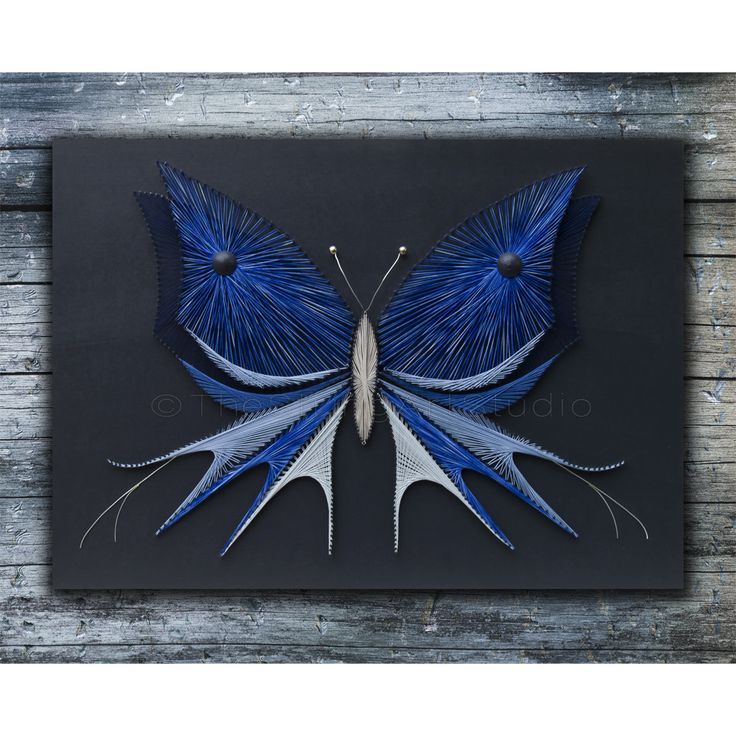 Nail And String Art: 720 Best String Art Images On Pinterest