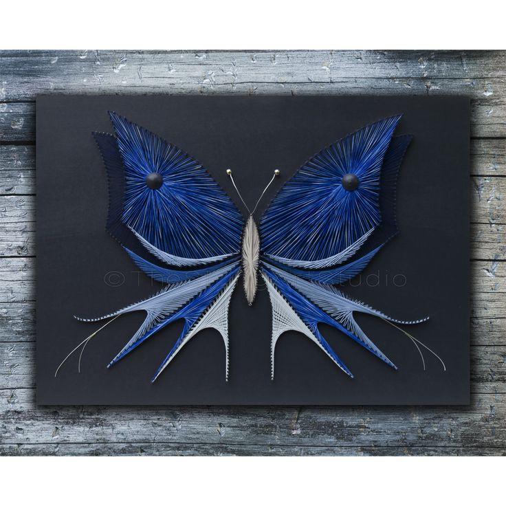 720 best String Art images on Pinterest | String art ...