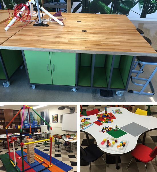 What Is Stem Lab In School: 45 Best STEM Lab Design & Career Tech Furniture Images On