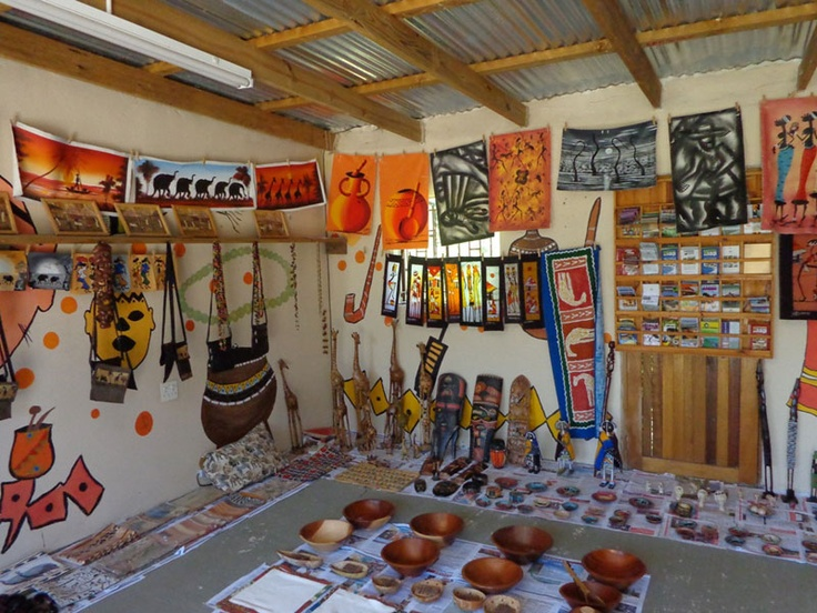 Storms River Arts & Craft Gallery