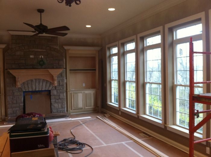 How To Upgrade The Look Of Vinyl Windows With Trim Diy