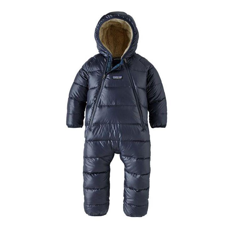 Patagonia Infant Hi Loft Down Sweater Bunting Patagonia