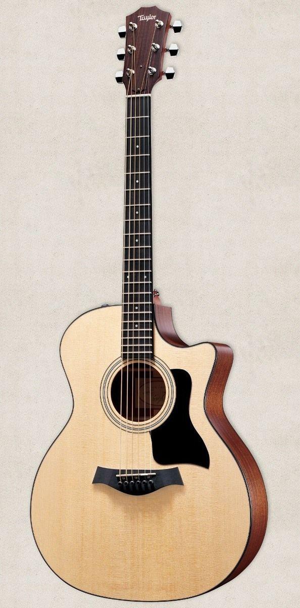 Die Erfolgsgeschichte von Taylor Gitarren. Das Produktsortiment hebt sich deutlich von Martin ab.