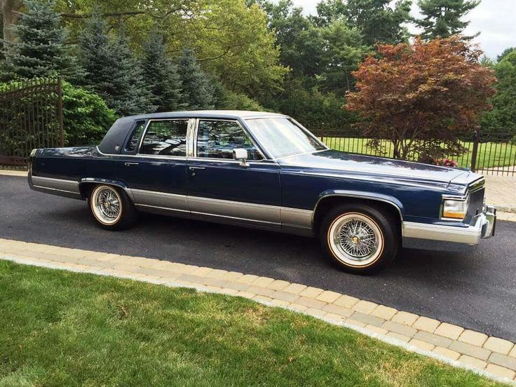 116 best Cadillac: 1985 - 1990 images on Pinterest | Cadillac, Cars
