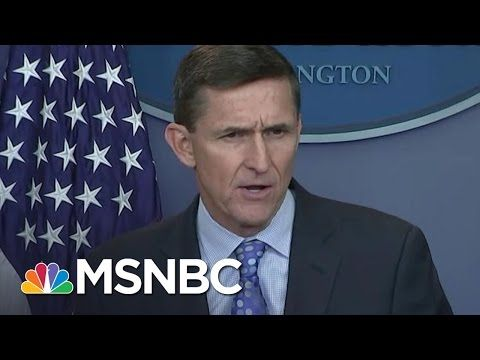 Donald Trump Camp Warned Mike Flynn About Russia Contacts | Rachel Maddow | MSNBC - YouTube