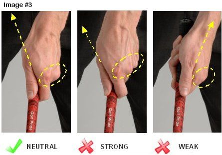 Complete Guide to The Perfect Golf Set Up - Part 7 Part 7 of 7 Previous The importance of a proper golf grip is one of the most written about topics in golf instruction. Yet most golfers that come ...