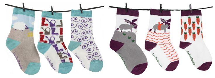 Socks by 3 !