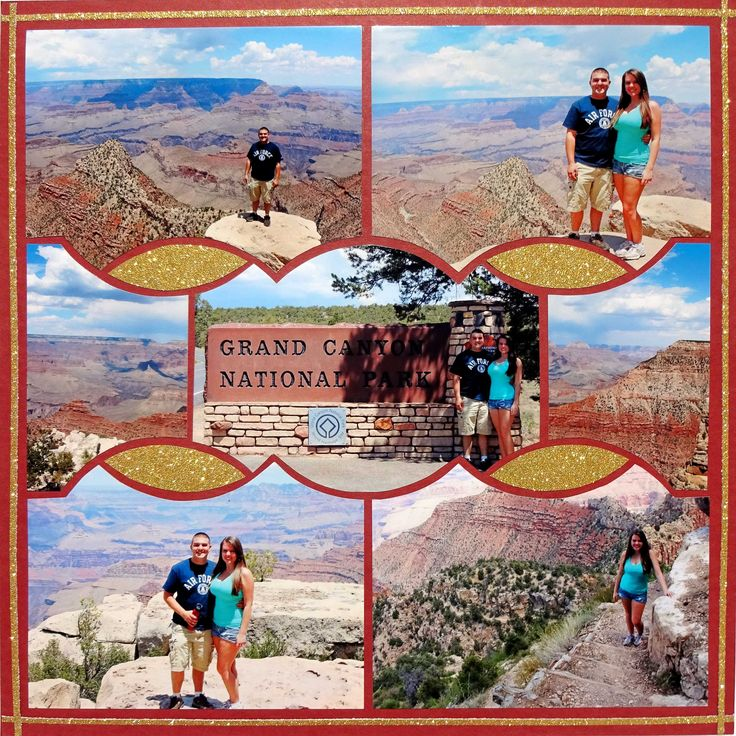 Layout created by Sandy Cucinotti using Lea France Rings template.