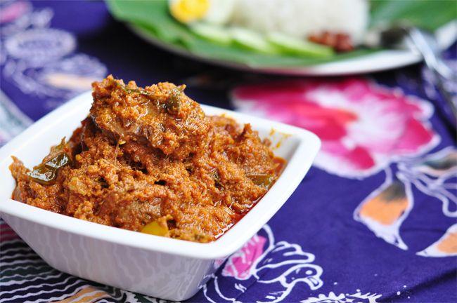 Awesome Beef Rendang recipe!