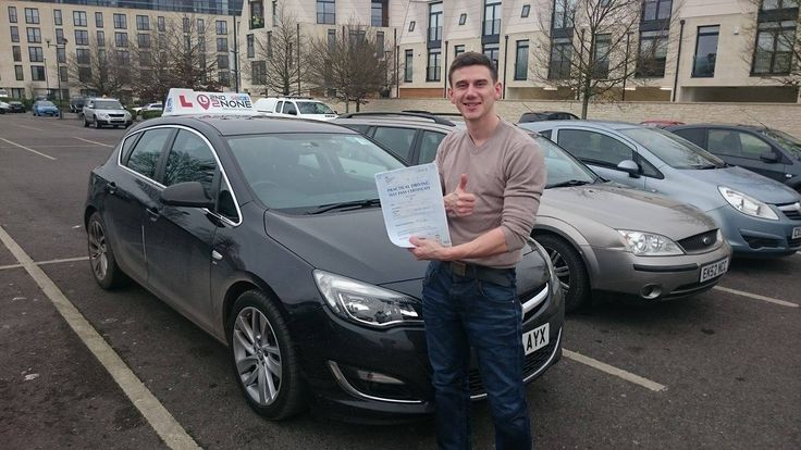 Congratulations to Matt Symes from Peasedown St John who passed his test 27/01/17 in Brislington.   Well done Matt and safe driving in the future from your driving instructor Eric Johnson & all at 2nd2None Driving School   https://www.2nd2nonedrivingschool.co.uk/driving-lessons-bath-and-north-east-somerset.html  https://www.2nd2nonedrivingschool.co.uk/driving-lessons-bristol.html