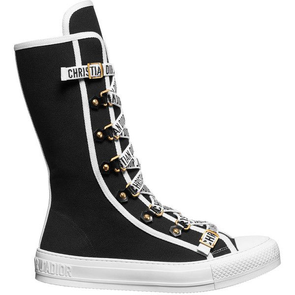 Sneaker boots, Dior sneakers