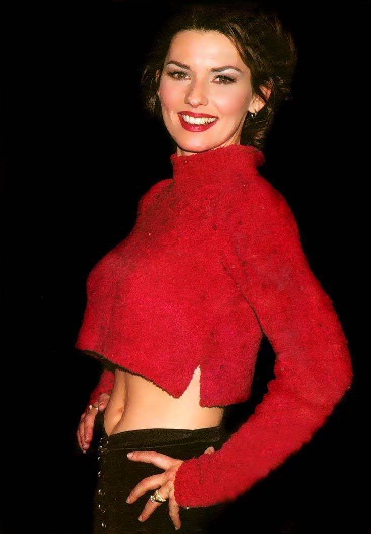 Shania Twain nue Photos et Vidos de Shania Twain Nue