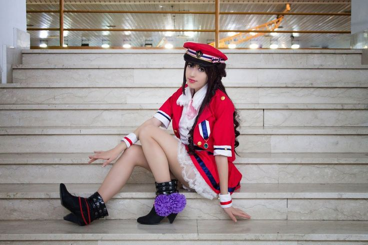My cosplay of Uzuki Shimamura from The Idolmaster: Cinderella Girls 島村卯月  - Follow me on Facebook for more: https://www.facebook.com/KiriHoshi  ♥ Support me on Patron for Tutorials and more: https://www.patreon.com/user?u=3619384  Kiri☆Hoshi