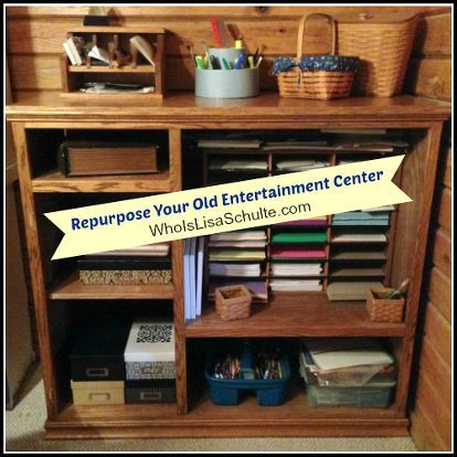 17 Best Ideas About Old Entertainment Centers On Pinterest