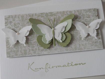 "Card comunion - kort konfirmation - Karte ""Konfirmation"" | Ansalia.ch"