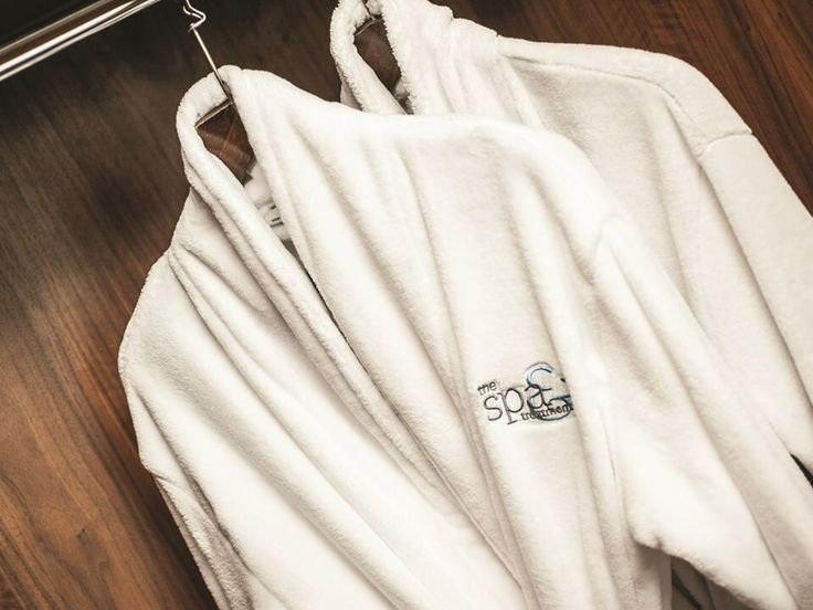 Come down to the Spa wearing your robes from our Signature Rooms at The Cottons Hotel & Spa