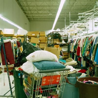 Shopping at thrift stores is usually an inexpensive way to find items to resell at a vintage or antique store. While some thrift store donations are not worth much, you may find genuine antique ...