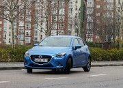 Ver Mazda 2, elegancia urbana
