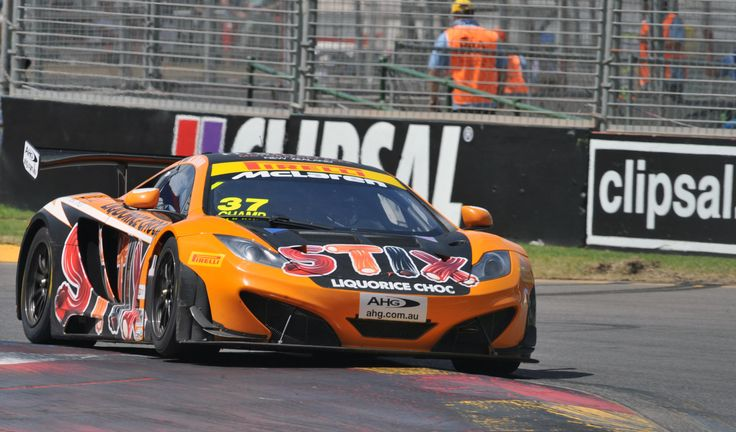 QUINN EMERGES FROM CLIPSAL CHAOS McLAREN pilot Tony Quinn emerged victorious from a dramatic, shortened final race of the opening round of the Australian GT Championship Tony and Klark Quinn's weekend work netted them second for the round in Championship  http://australiangt.com.au/quinn-emerges-from-clipsall-500-chaos/