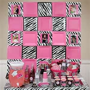Beautiful Image Detail For  Hot Pink And Zebra Baby Shower Decorations Zebra  Cheesecake Brownie .