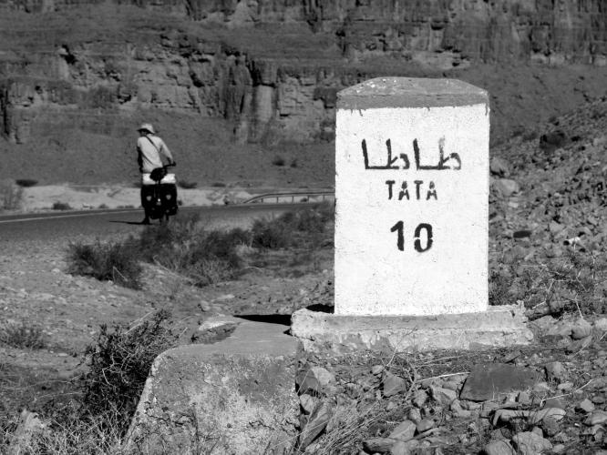 Him, very near Tata, Morocco