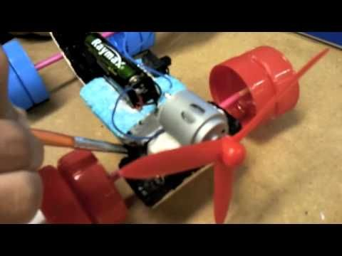 Construcción del coche - Fabricando un coche eléctrico