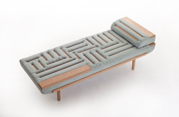 A Sofa Made with a Traditional Upholstery Technique