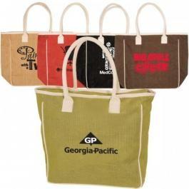 Promotional Jute Shopping Bags - JB18