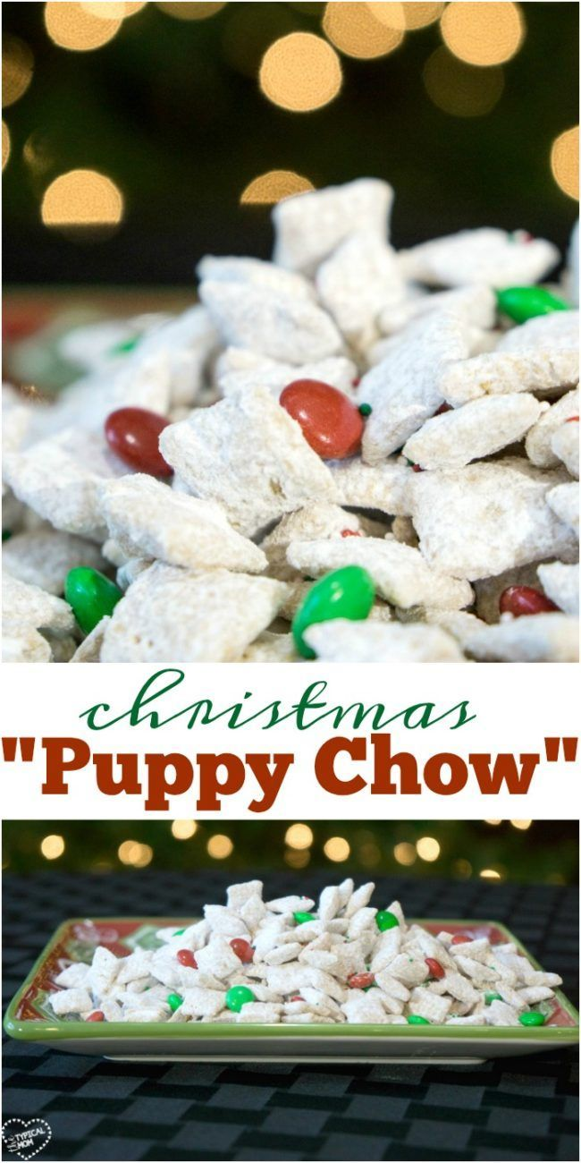 Muddy buddies recipe or puppy chow people call it, that is great for a party or gift idea. Add mix ins for every holiday like Christmas or any other holiday.