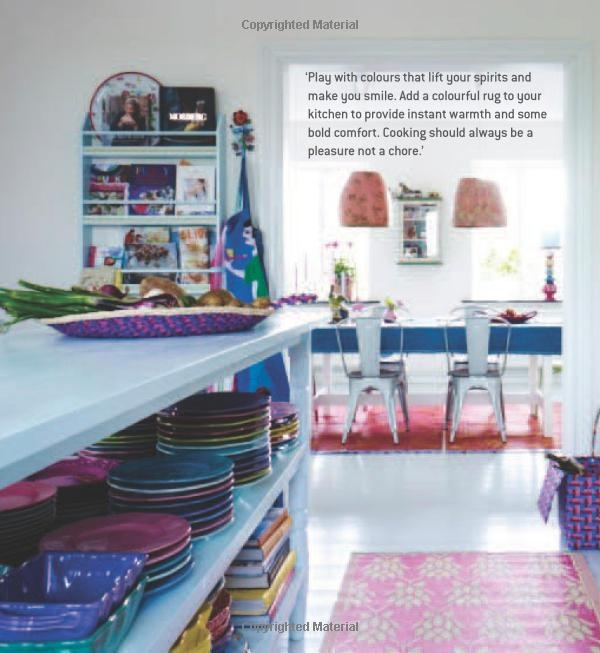Happy Home: Everyday Magic For A Colourful Home: Amazon.co.uk: