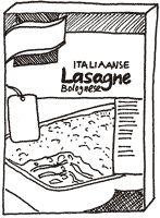 Recept lasagne - Koken met Karin