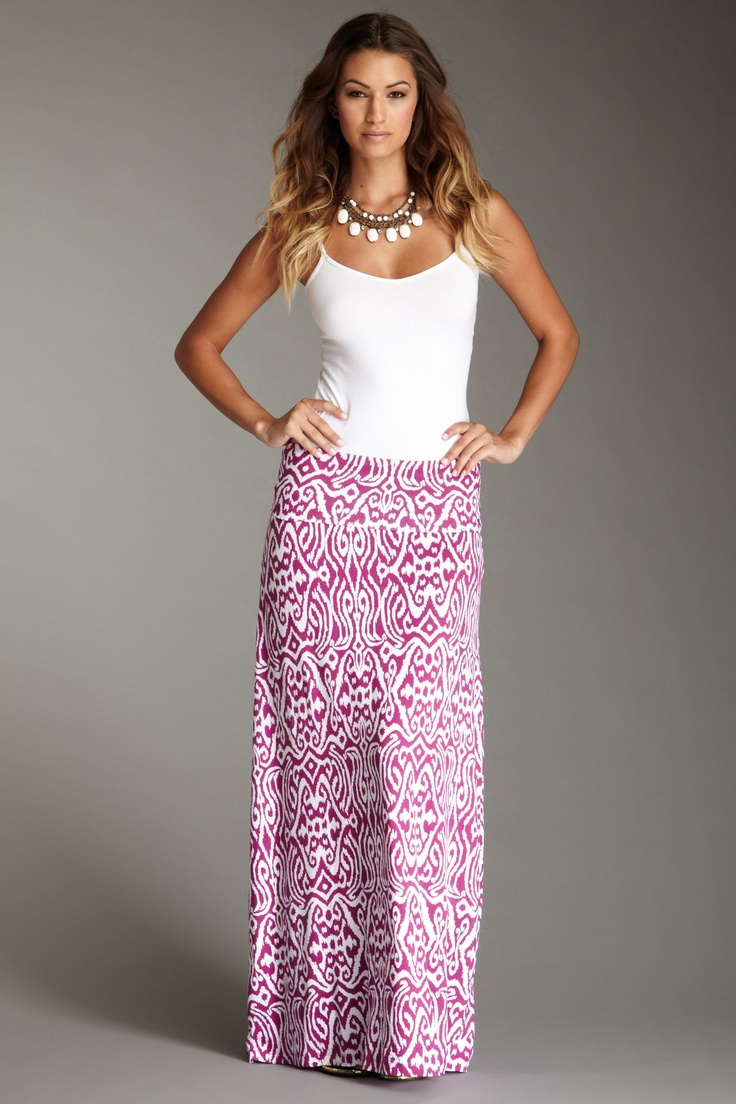 17 Best images about Fashion - Maxi Skirts on Pinterest | Lucca ...