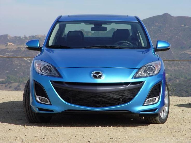Mazda 3. Trying to decide between this and a Subaru Impreza !!! Babe wants his girls to be safe but Momma wants to look cute him her sporty car !