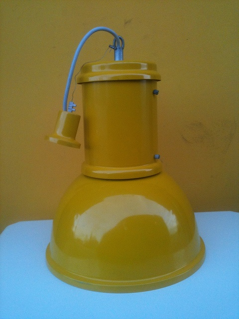 Lampade industriali Candle/Fontana Arte by zoyvintage, via Flickr