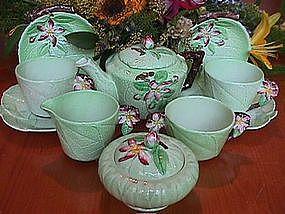 Carlton Ware Apple Blossom Tea for Two