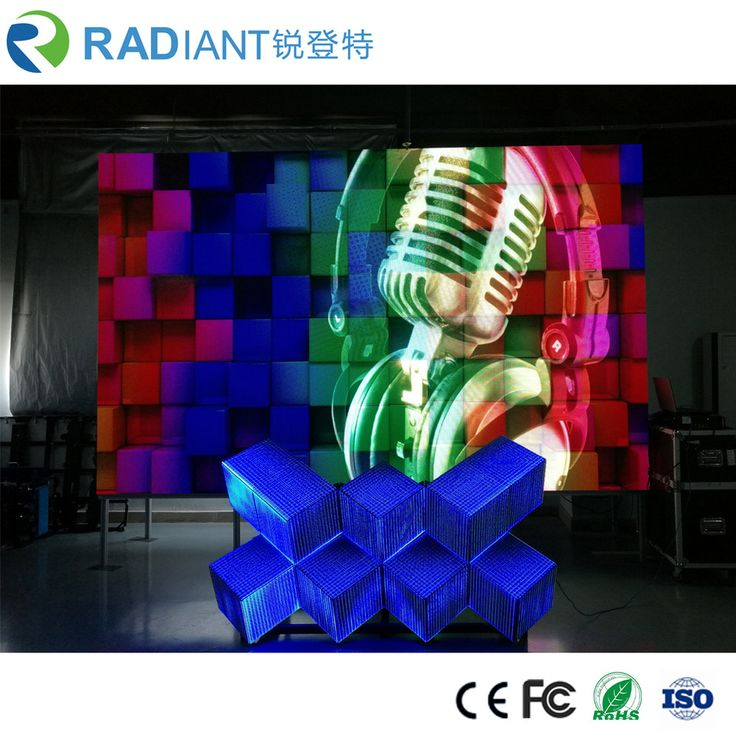 P 3.91 full color high brightness video led screen outdoor rental led display