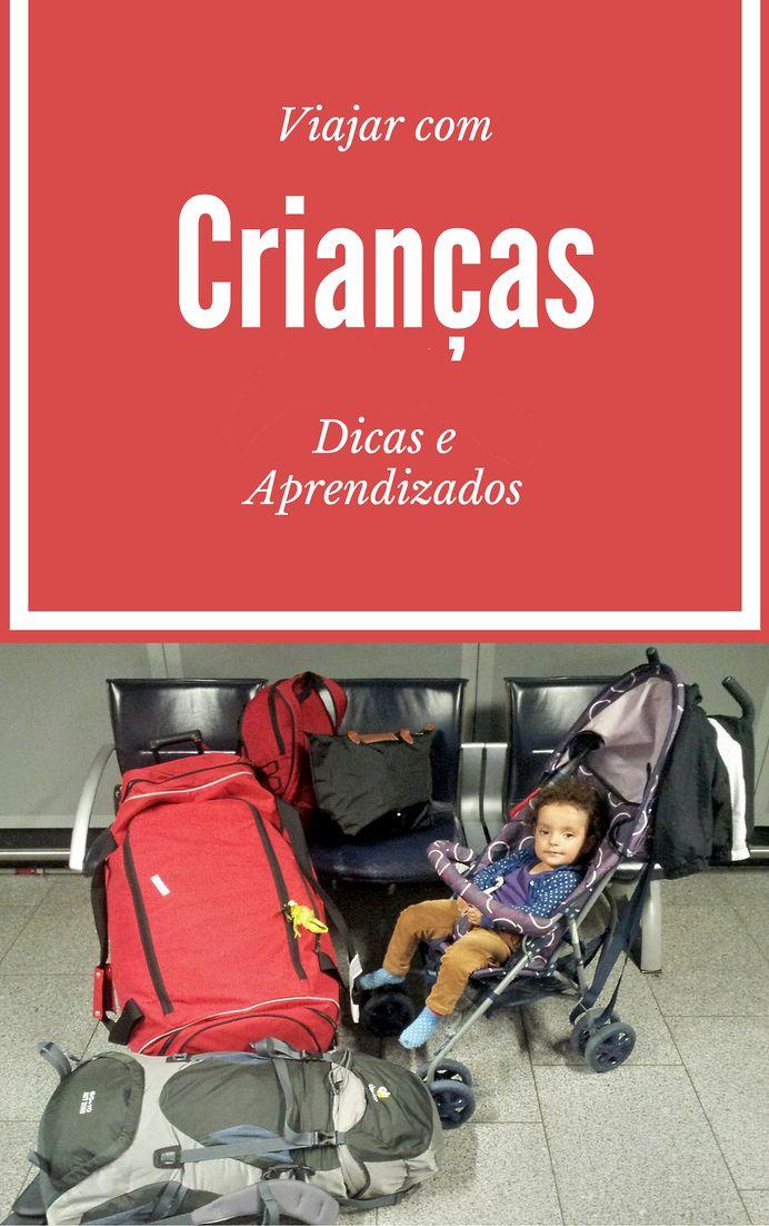 Dicas de viagem com criança: Contamos nossa experiência, o que fazemos e os produtos que usamos para viajar da melhor maneira com nossa filha em família.