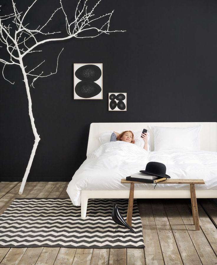 Auping Essential bed bij Heylen- Pure White