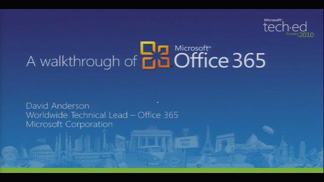 Video: A walkthough of Office 365 by Access Hosting. Step through the features and limitations of Office 365 with this helpful tutorial walkthough from 365experts.com. Includes SharePoint Online, Exchange Online, and Lync Online