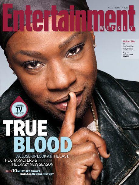 True Blood, Nelsan Ellis aka Lafayette...love me some him! :)