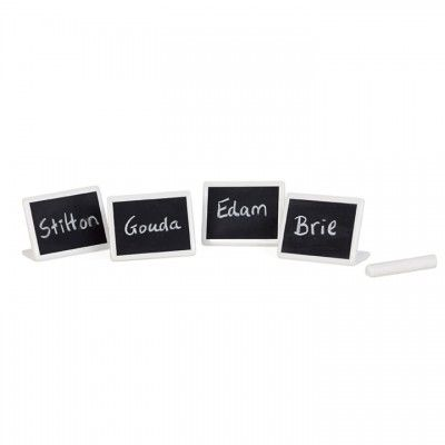 Circ Chalkboard Cheese Markers - Set of 4 The Perfect Teacher Gift or Stocking Stuffer!