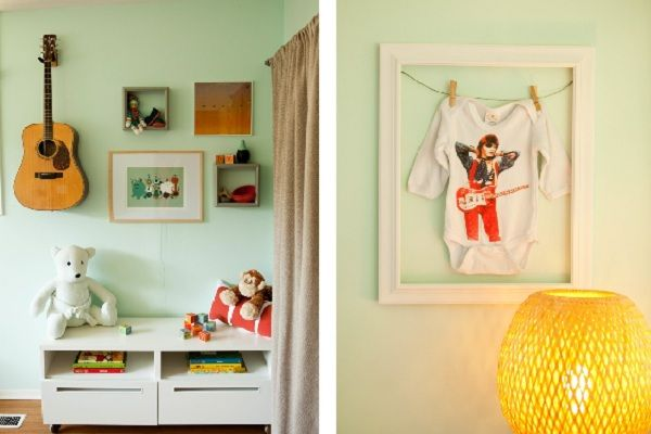 Nursery Inspiration: 10 Fresh Ideas for Baby's First Room