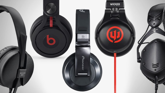 DJ Headphones Battle Royale – 5 Headphones Reviewed by DJ Tech Tools