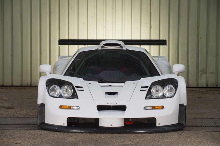#McLaren #F1 #GTR #Long #Tail