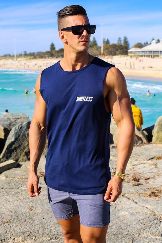 Mens Lifestyle Tanks • The latest in gym wear from shirtlessapparel.com