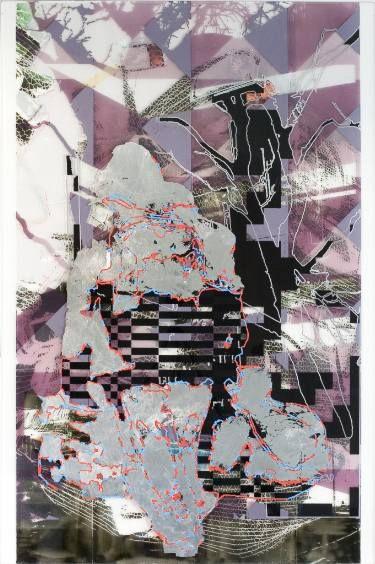 "Saatchi Art Artist Gabriele Walter; Painting, ""Bordstein Queen"" #art"