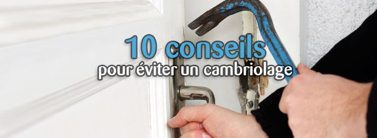 186 best images about les conseils de technitoit on pinterest tvs home ren - Comment cambrioler une maison ...