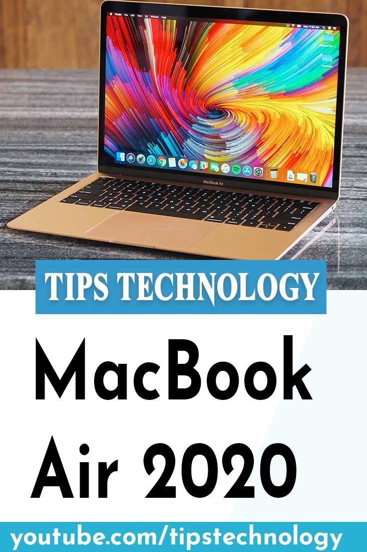 Macbook Air 2020 In 2020 Macbook Air Macbook Macbook Air 11 Inch